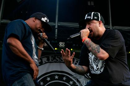 Группа Cypress Hill приедет в Москву