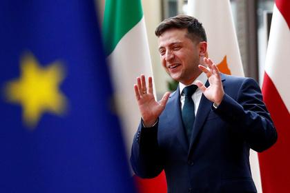 Зеленский назвал вдохновителя для занятия политикой: Украина: Бывший СССР: Lenta.ru