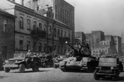 Рассекречены документы об освобождении Минска