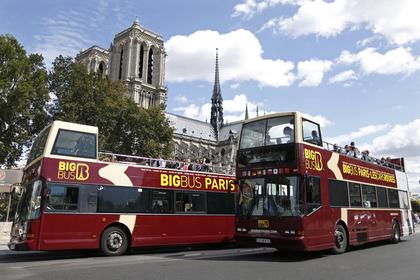 Туристические автобусы исчезнут из самого дорогого города мира