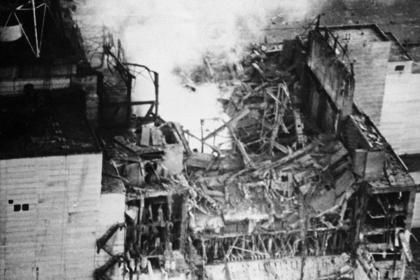 Последствия техногенной катастрофы на Чернобыльской АЭС