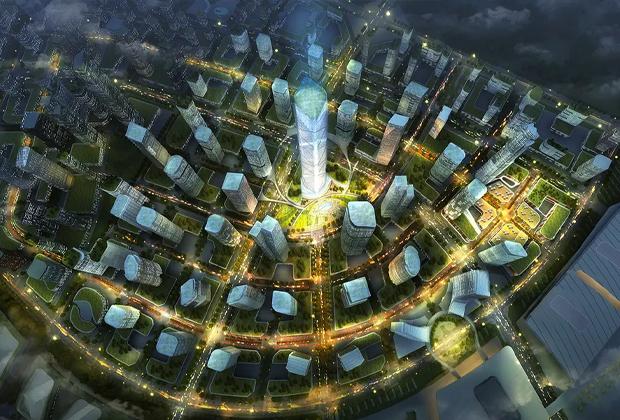 Проект Great City