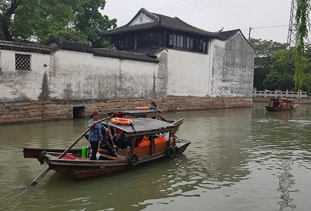 Сучжоу претендует на звание «Китайской Венеции»