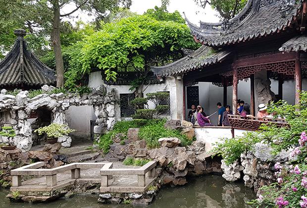 Сады Юй-Юань