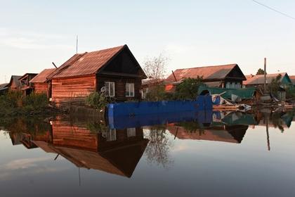 Дамбу в затопленном Тулуне связали с замгубернатора Иркутской области