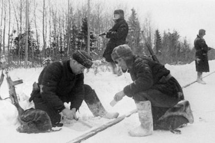 Рассекречены документы о партизанах в годы Великой Отечественной войны