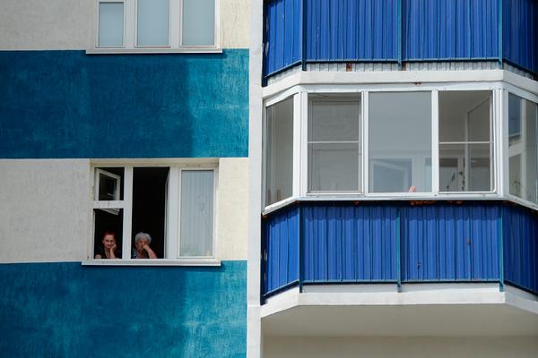 Квартиры россиян резко выросли вцене