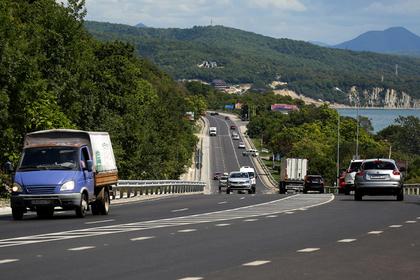 Сочинские дороги отремонтируют досрочно