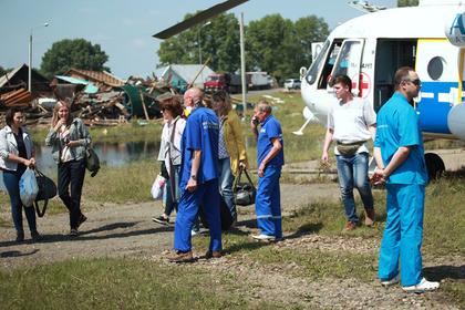 В наводнении в Иркутской области погиб еще один человек