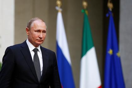 Путин уличил Зеленского в невыполнении предвыборных обещаний