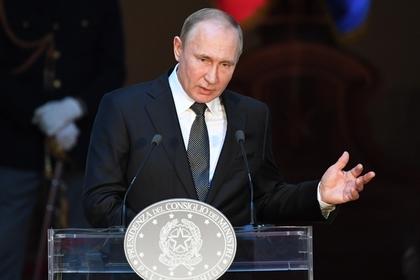 Путин возмутился призывами к соблюдению Минских соглашений