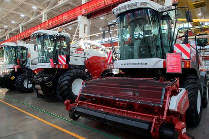 Крупнейший российский производитель сельхозтехники нарастит экспорт