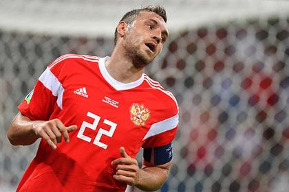 Дзюба заговорил о величии сборной России по футболу