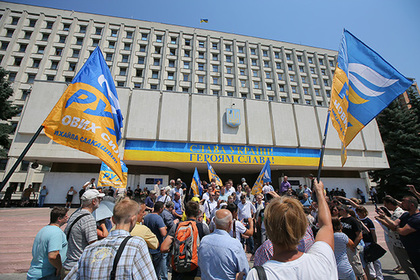 ЦИК Украины предупредил об угрозе срыва выборов