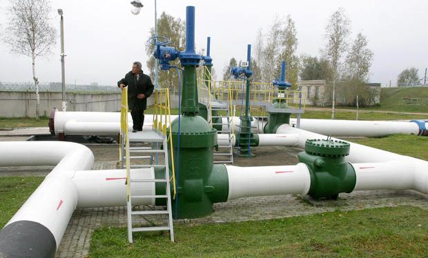Нефтеперекачивающая станция трубопровода «Дружба»