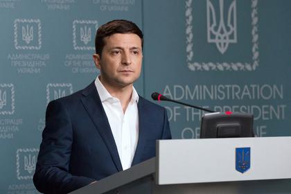 Зеленский пообещал выполнить минские соглашения