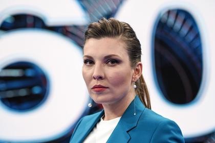 Скабеева обругала сериал от Netflix из-за «плохих русских»