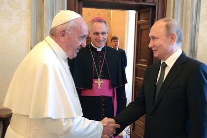 Кремль подтвердил уникальность врученной Путину медали