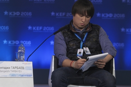 Звезду КВН выдвинут на пост сенатора от Калмыкии