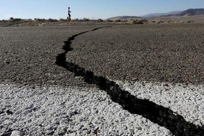 В Калифорнии произошло второе за сутки землетрясение: Происшествия: Мир: Lenta.ru