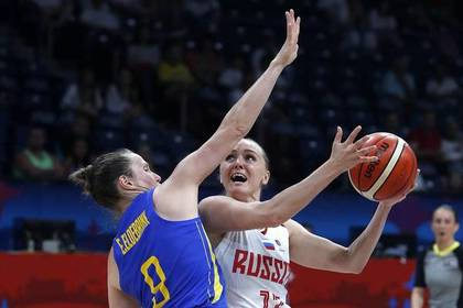 Женская сборная Российской Федерации побаскетболу потеряла шансы сыграть наОлимпиаде