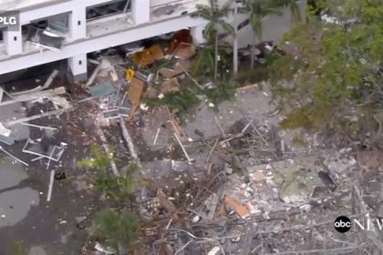 В коммерческом  центре американского Планштейна произошел взрыв , есть пострадавшие