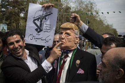 Иран похвастался успешной угрозой в адрес США