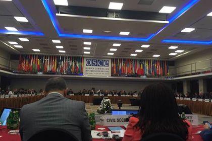 ВОБСЕ приняли резолюцию об«оккупации» Россией части Грузии