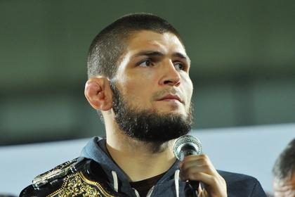 Нурмагомедов пришел на турнир UFC в качестве зрителя и ввязался в конфликт