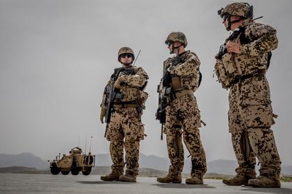 США потребовали от Германии отправить войска в Сирию