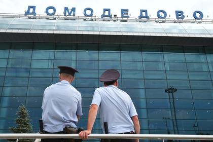 Неизвестные сообщили о минировании самолетов и аэропорта Домодедово