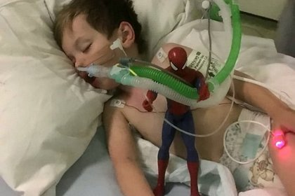 Disney отказалась изображать Человека-паука на могиле ребенка