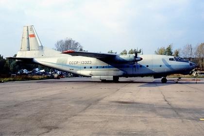 Ан-8 (архивное фото)