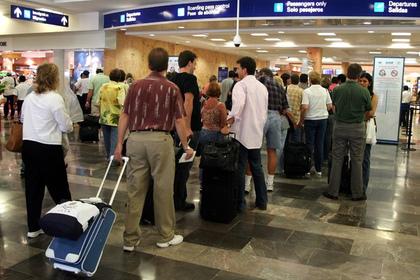 В Мексику отказались пускать еще 14 россиян