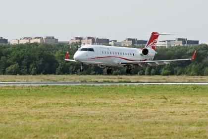 Минтранс РФ оценил потери авиакомпаний от запрета сообщения с Грузией