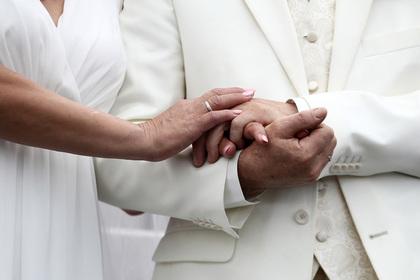 Названо отношение россиян к браку