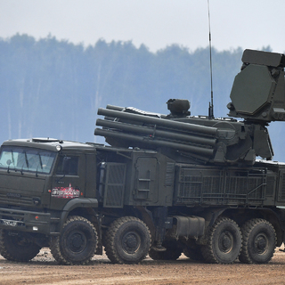 Зенитно-ракетный комплекс «Панцирь-СМ»