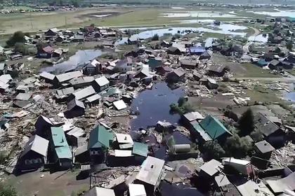 Число погибших при наводнении в Иркутской области увеличилось