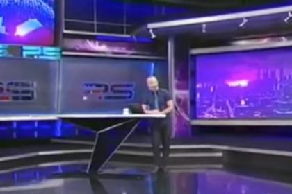 Выругавшегося на Путина журналиста «Рустави 2» назвали ущербным человеком