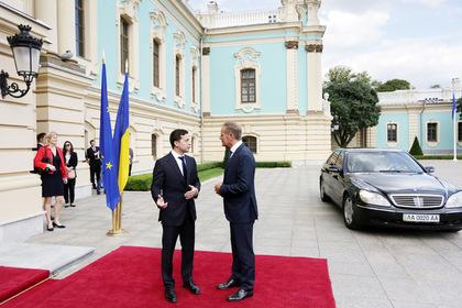 Украина получит от Европы 127 миллионов евро на пять проектов