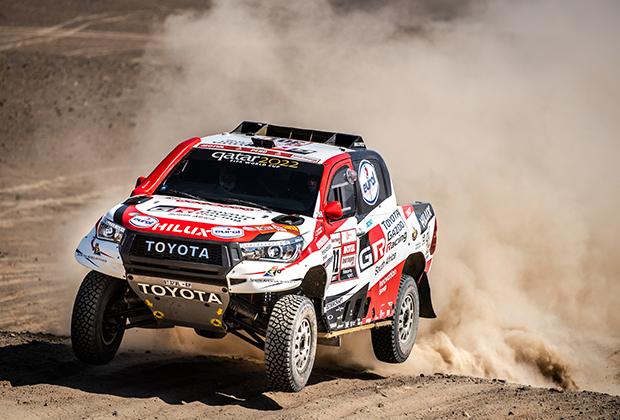 Toyota Hilux (class T1)