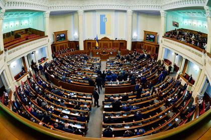 Украина засекретила итоги заседания СНБО из-за идеи провести телемост с Россией