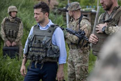 Зеленский назвал условие снятия экономической блокады в Донбассе