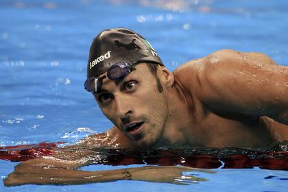 Призер Олимпиады по плаванию спас тонущего человека