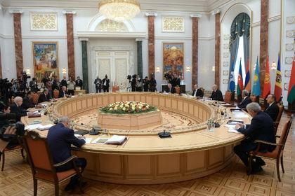 Украину пригласят на саммит СНГ