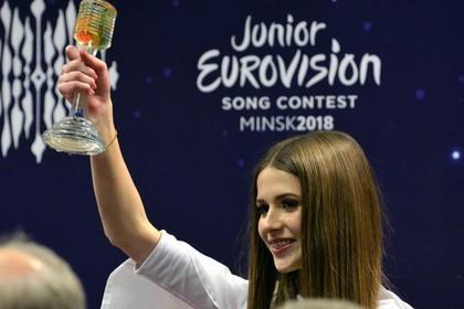 Победительница детского Евровидения-2018 Роксана Вегель