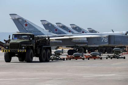 Российская авиация обрушилась на джихадистов в Сирии: Конфликты: Мир: Lenta.ru
