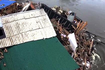 Число погибших в наводнении в Иркутской области продолжило расти