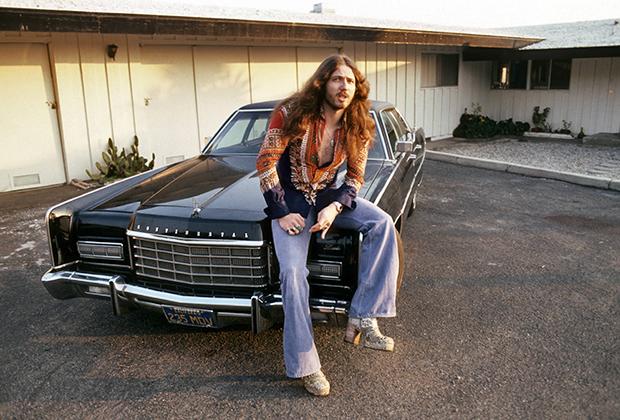 Дэвид Ковердейл времен его участия в Deep Purple
