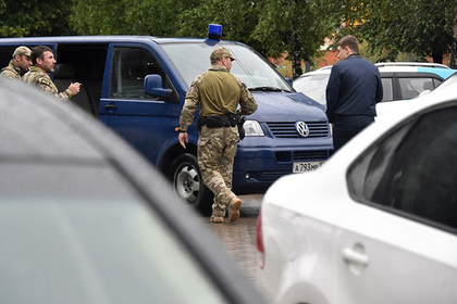 Названы имена задержанных за разбой бойцов спецназа ФСБ